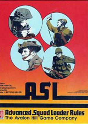 """Résultat de recherche d'images pour """"advanced squad leader"""""""