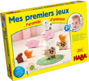 Pyramide d' Animaux