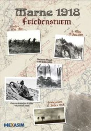 Marne 1918 Friedensturm