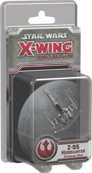 X-Wing : Chasseur de têtes Z-95