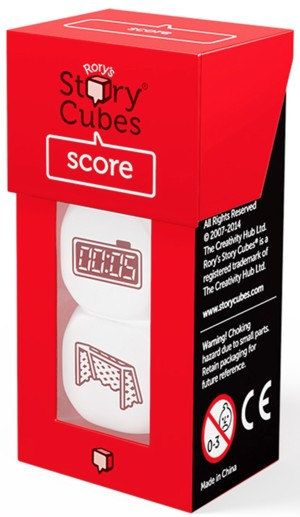 Rory's Story Cubes - Score