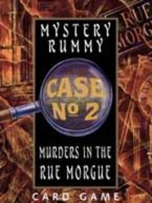 Mystery Rummy #2 Murders in the Rue Morgue