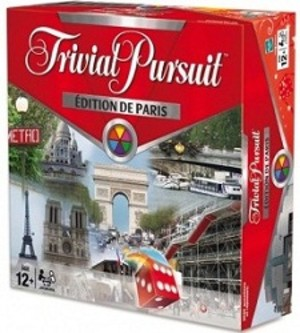 Trivial Pursuit - Edition de Paris