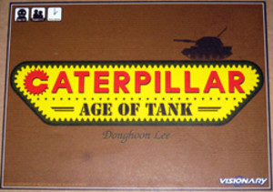 Caterpillar: Age of Tank