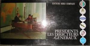 Les Présidents Directeurs Généraux