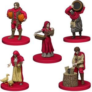 """Agricola - Extension """"Red Expansion"""""""