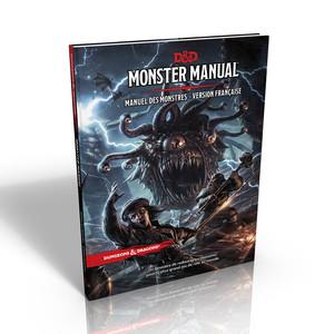 Dungeons & Dragons 5e -  Manuel des Monstres - VF
