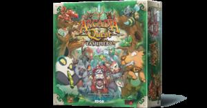 Arcadia Quest: Familliers