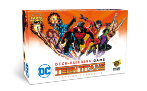 DC Comics Deck-building Game Teen Titans