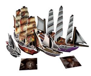 Pirates of the Cursed Seas : Adventure Book