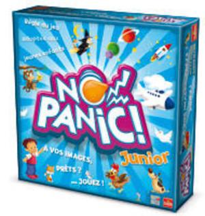No Panic! junior