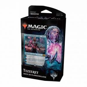 Magic the Gathering : Edition 2019 - Planeswalker Deck Tezzeret