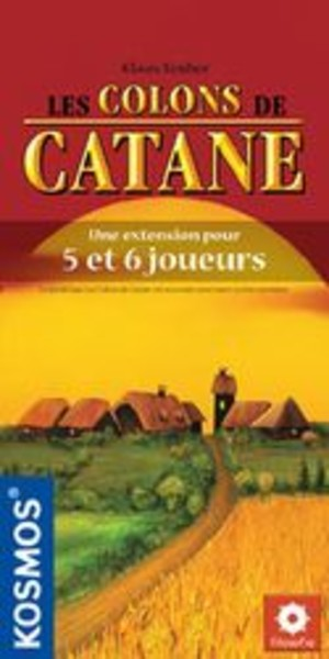 Les Colons de Catane : Extension 5/6 joueurs - édition 2006
