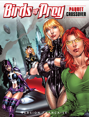 Birds of Prey - DC Comics extension