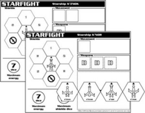 Starfight - Expansion Pack I: ships