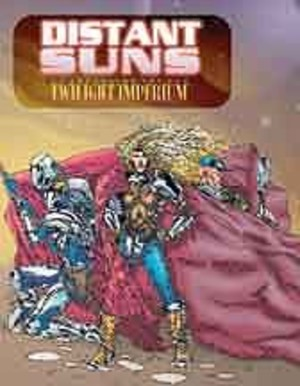 Twilight Imperium : Distant Suns