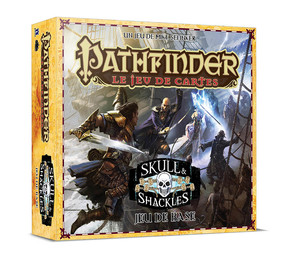Pathfinder le jeu de cartes Skull & Shackles Jeu de base