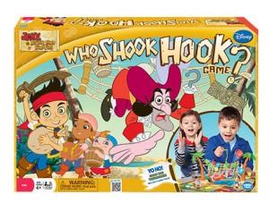 Who Shook Hook ?