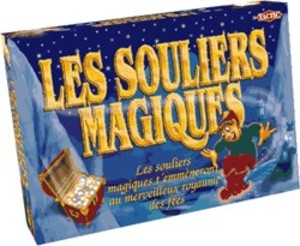 Les Souliers Magiques