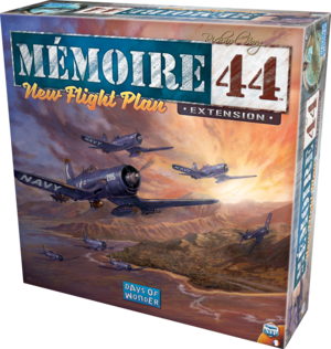 Mémoire 44 New Flight Plan