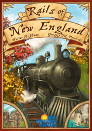 Rails of New England