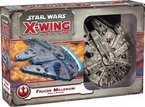 X-Wing : Jeu de Figurines - Faucon Millenium