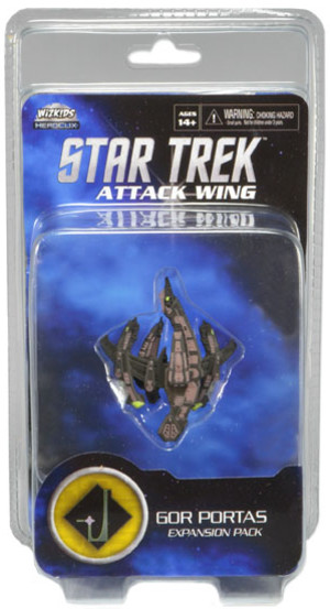 Star Trek : Attack Wing - Vague 0 - Gor Portas