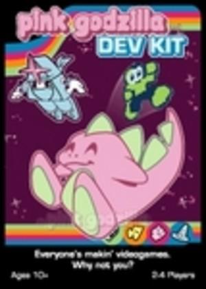 Pink Godzilla Dev Kit