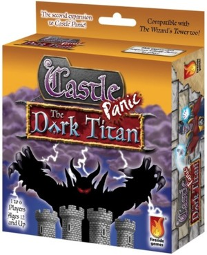 Castle Panic : Dark Titan
