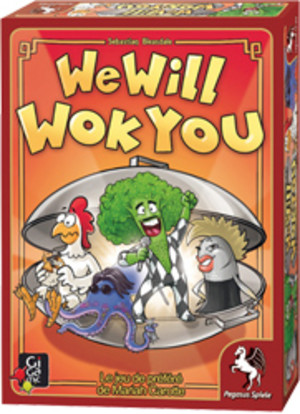We Will Wok You