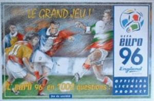 L'Euro 96 en 1000 questions