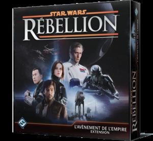 Star Wars Rébellion : L'Avènement de l'Empire