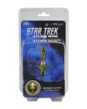 Star Trek : Attack Wing - Vague 4 - Bioship Alpha