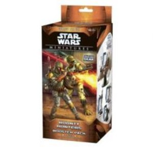 Star Wars Miniatures : Bounty Hunter - Booster