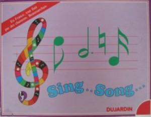 Sing...song...