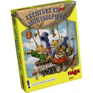 Aventure en Montgolfiere