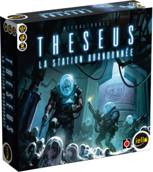 Theseus : La Station abandonnée