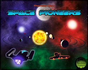 Space Pioneers - Proyecto en Kickstarter con reglas en español