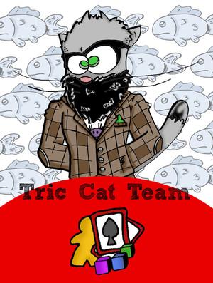 Bla Bla Cat : Tric Cat Team