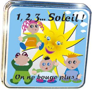 1, 2, 3... soleil !