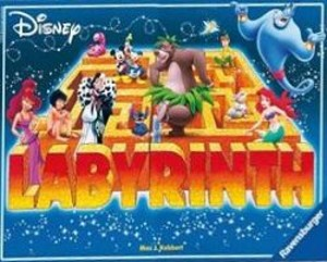 Labyrinth - Disney