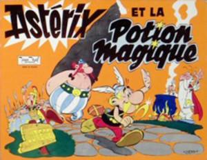 Astérix et la Potion magique