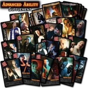 Last Night On Earth : Advanced Abilities