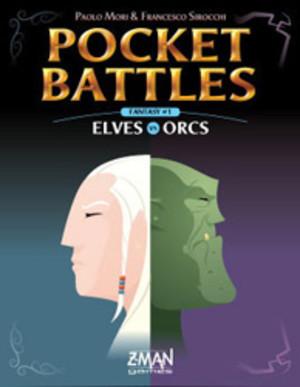 Pocket Battles : Elves vs Orcs