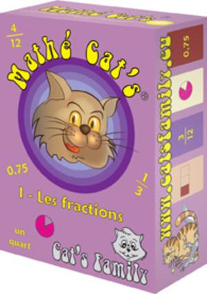 Mathé Cat's 1 - Les fractions
