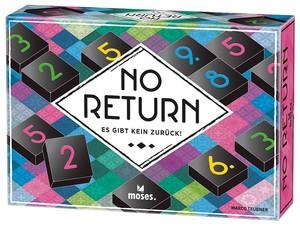 No Return : Es gibt kein Zurück !