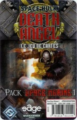 Space Hulk Death Angel : Pack Space Marines 1