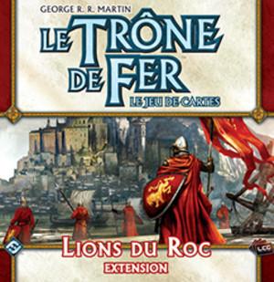 Le Trône de Fer - JCE : Lions du Roc