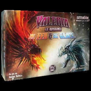 Valeria : Le Royaume - Extension De Feu et De Glace