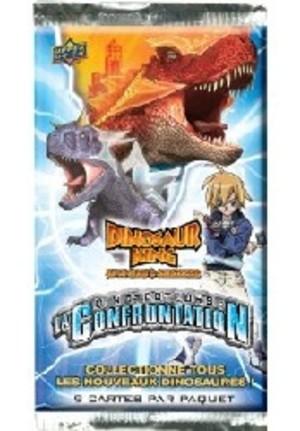 Dinosaur King : Dinotecteurs la Confrontation